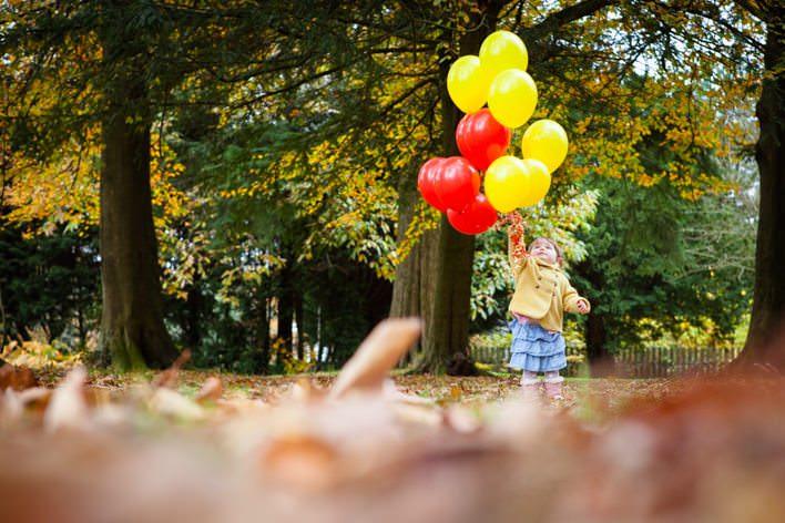Swansea Children's Photographer – Margam Park – Milly