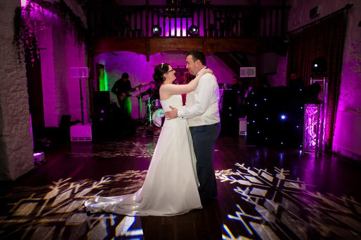 WINTER WEDDING AT MISKIN MANOR