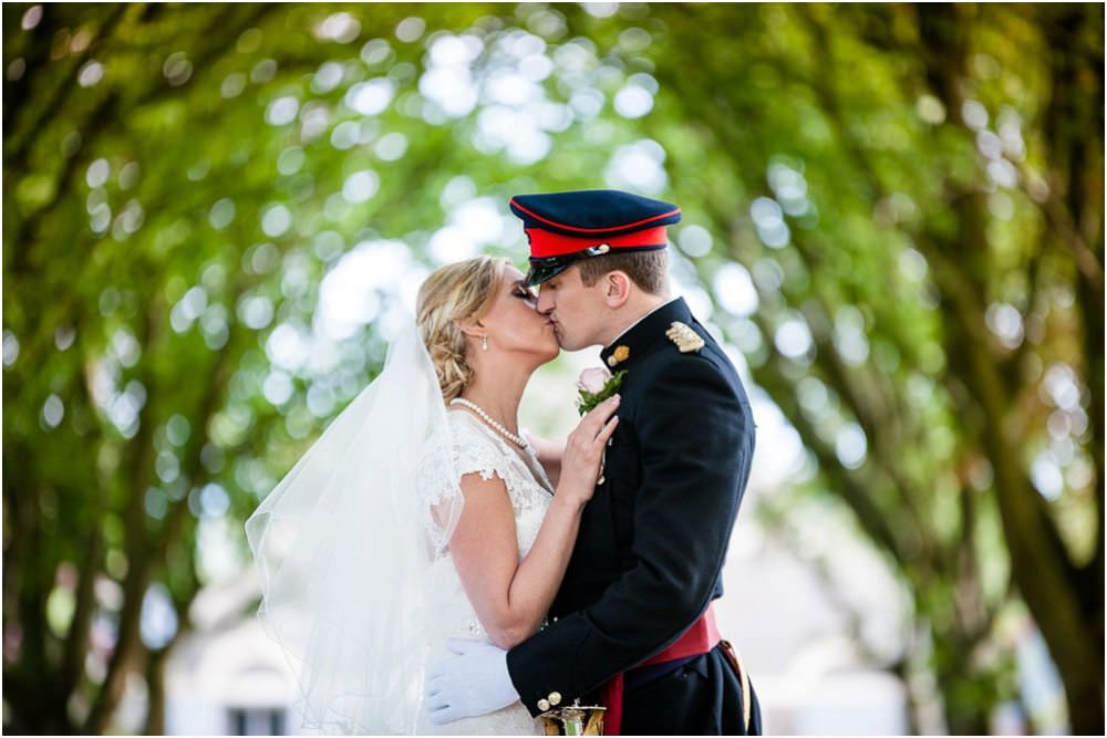 HENSOL CASTLE MILITARY WEDDING