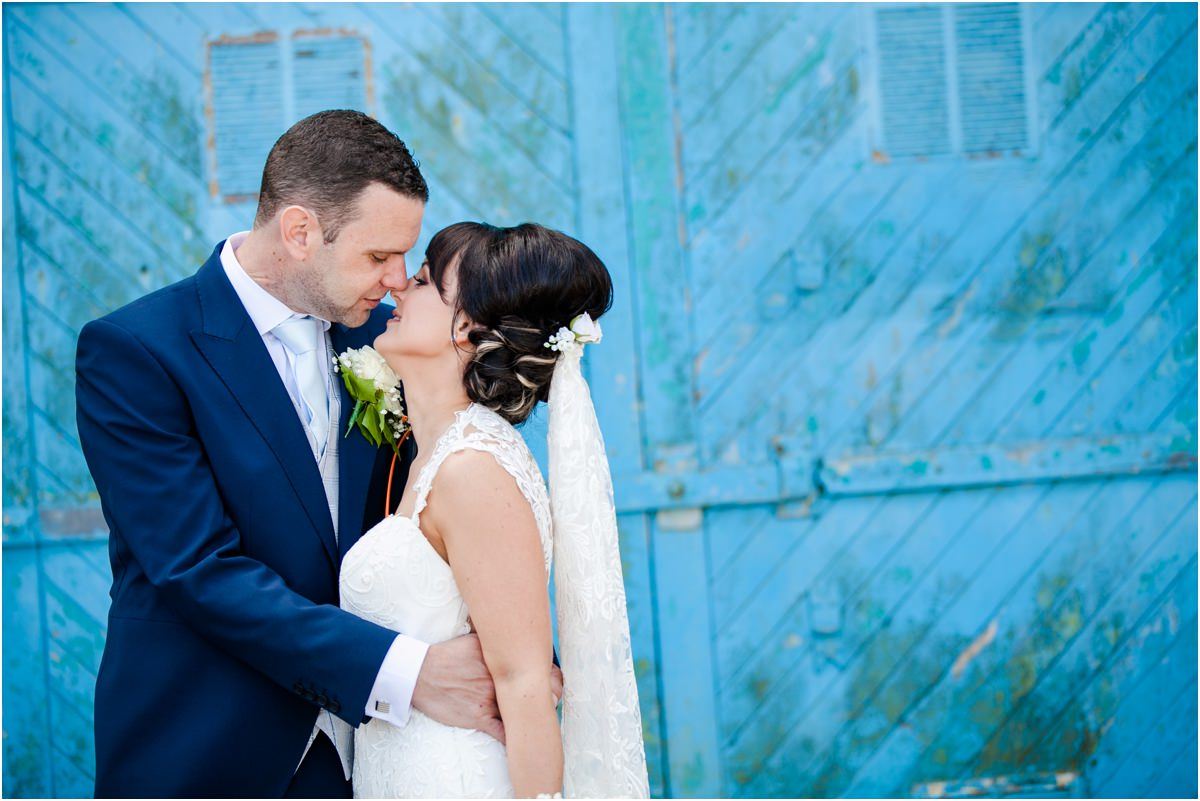 WEDDING PHOTOGRAPHY IN TENBY | COURTNEY & ANDREW