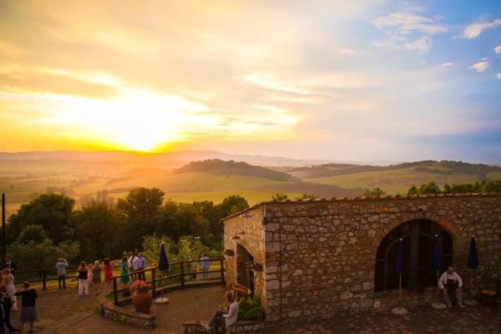 TUSCANY DESTINATION WEDDING | SANDRA ACE PHOTOGRAPHY