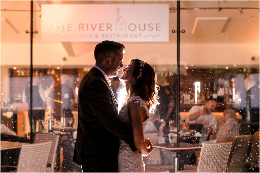river house weddings swansea